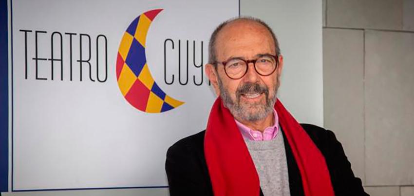 Miguel Rellán Teatro Cuyas los arquerosos