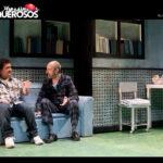 Miguel Rellán Secun de la Rosa Los asquerosos teatro