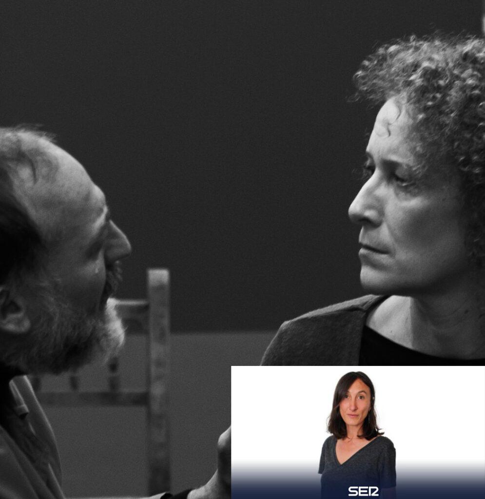 Marta Garcia Cadena Ser entrevista a Juan Mayorga