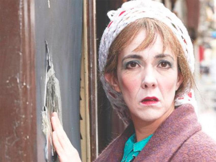 Las dos en punto Carmen Barrantes Mona Martinez Natalia Menéndez octubre producciones Teatro Español