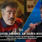 Perdidos Agustín Jimenez Carlos Chamarro