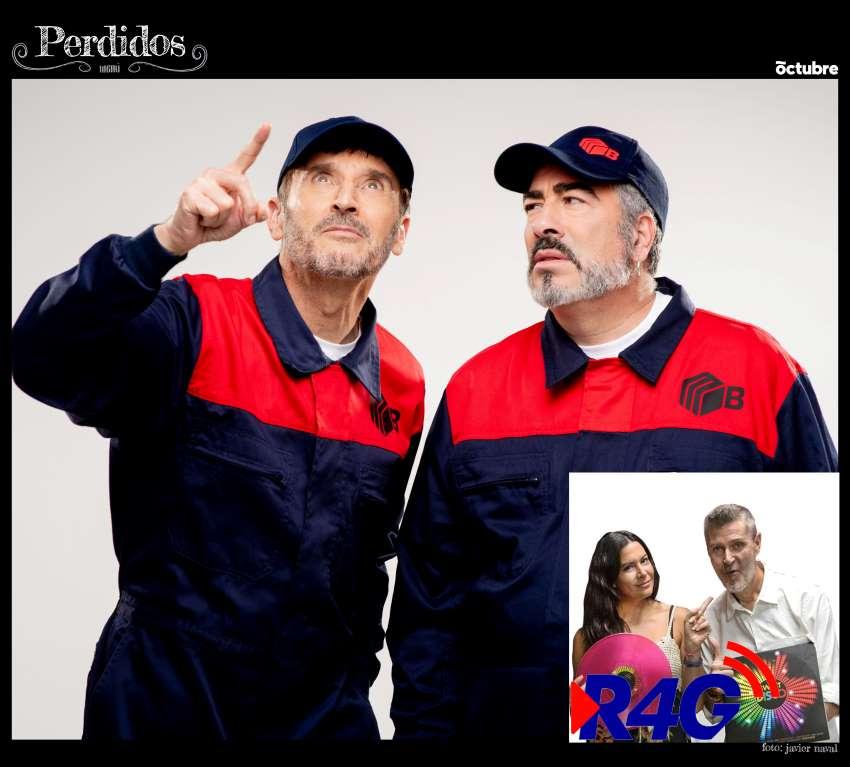Perdidos Agustín Jimenez Carlos Chamarro Radio 4C